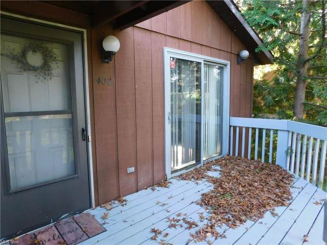 1037 Washington #402, Wooster, OH 44691 (MLS #4327355) :: Select Properties Realty