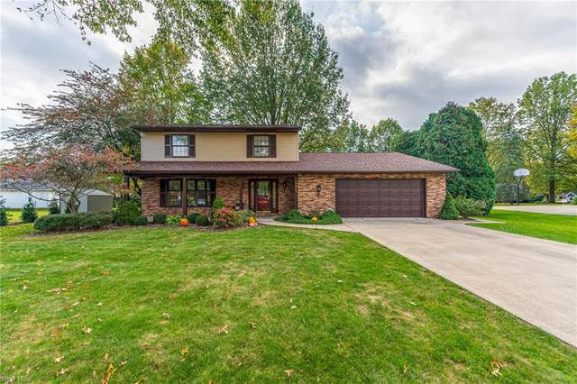 2434 Purdue Circle NW, North Canton, OH 44720 (MLS #4327360) :: RE/MAX Trends Realty