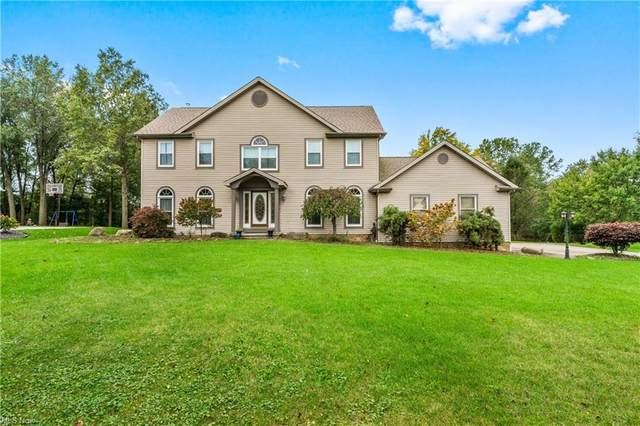 45 Topaz Circle, Canfield, OH 44406 (MLS #4327383) :: Select Properties Realty