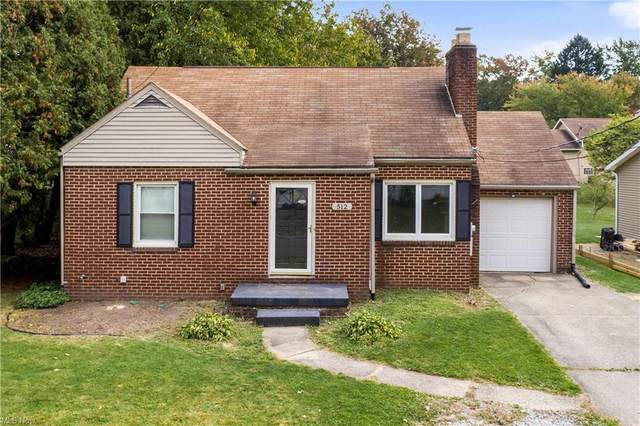 512 27th Street SE, Massillon, OH 44646 (MLS #4327403) :: Select Properties Realty