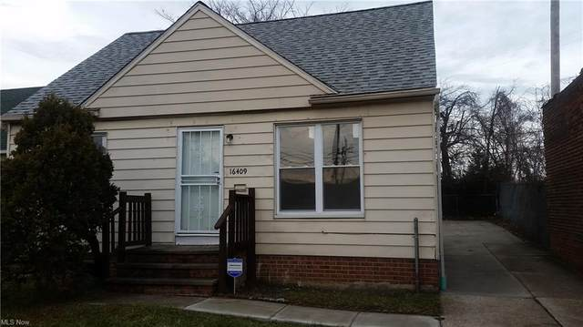 16409 Miles, Cleveland, OH 44128 (MLS #4327433) :: Jackson Realty