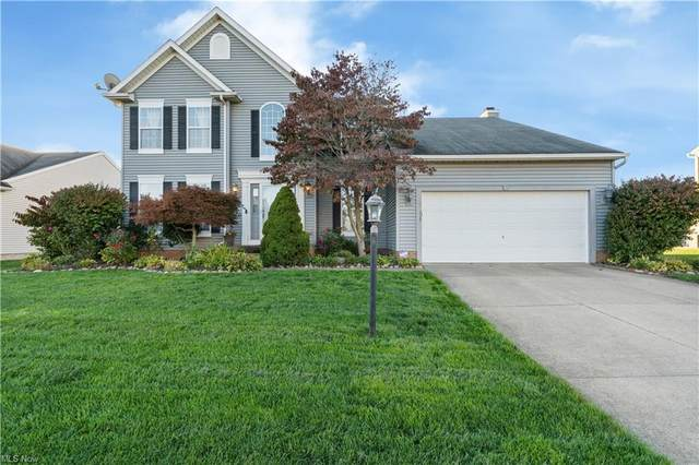 3085 Wickford Avenue NW, Canton, OH 44708 (MLS #4327455) :: RE/MAX Edge Realty