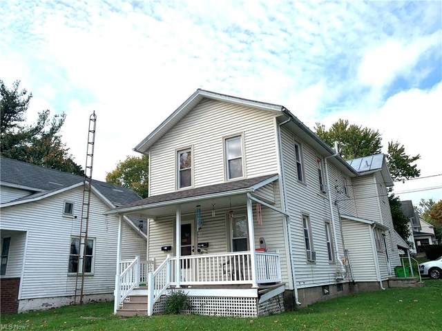 348 E Larwill, Wooster, OH 44691 (MLS #4327508) :: Krch Realty