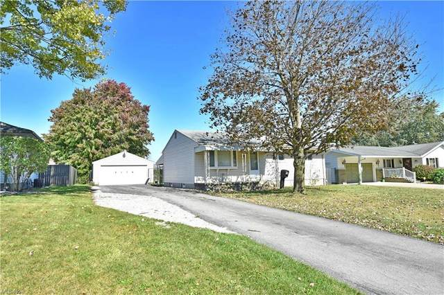 5178 Oakcrest Avenue, Austintown, OH 44515 (MLS #4327527) :: Select Properties Realty
