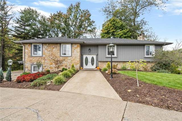 7819 Lake O Springs Avenue NW, North Canton, OH 44720 (MLS #4327536) :: Select Properties Realty