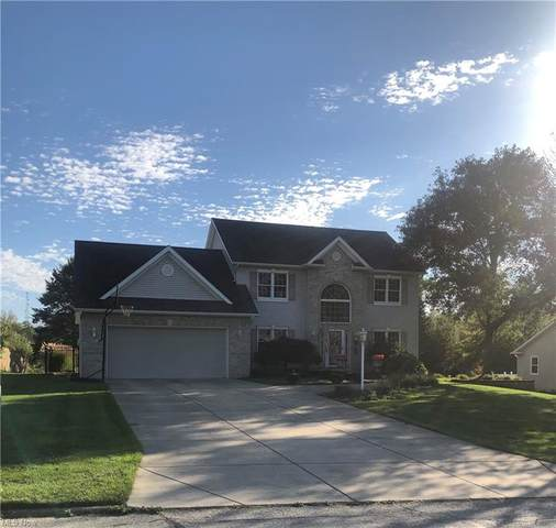 3811 Tyler Drive, Canfield, OH 44406 (MLS #4327592) :: Select Properties Realty