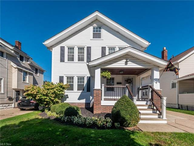 19436 Riverview Avenue, Rocky River, OH 44116 (MLS #4327604) :: Jackson Realty