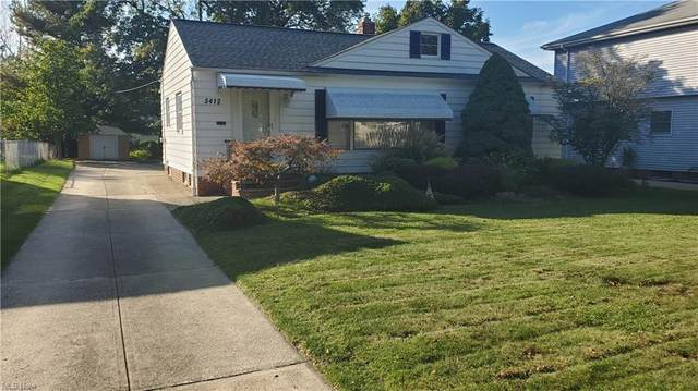5412 Melody Lane, Willoughby, OH 44094 (MLS #4327608) :: Krch Realty