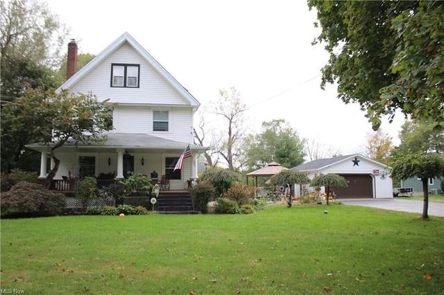 667 W Main Street, Madison, OH 44057 (MLS #4327616) :: Select Properties Realty