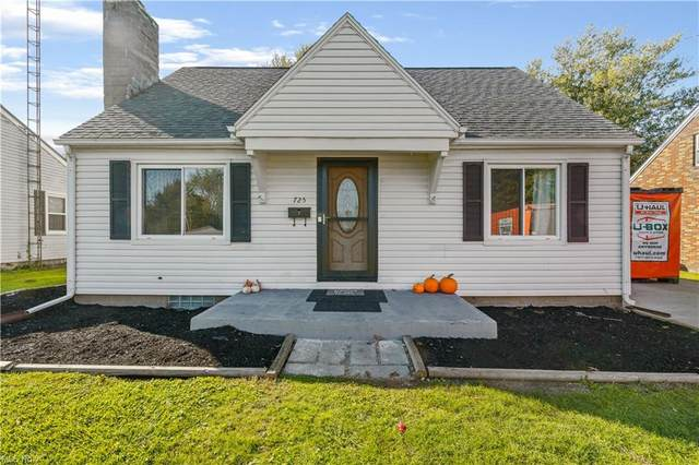 725 Terrace Avenue NW, Canton, OH 44708 (MLS #4327619) :: Jackson Realty