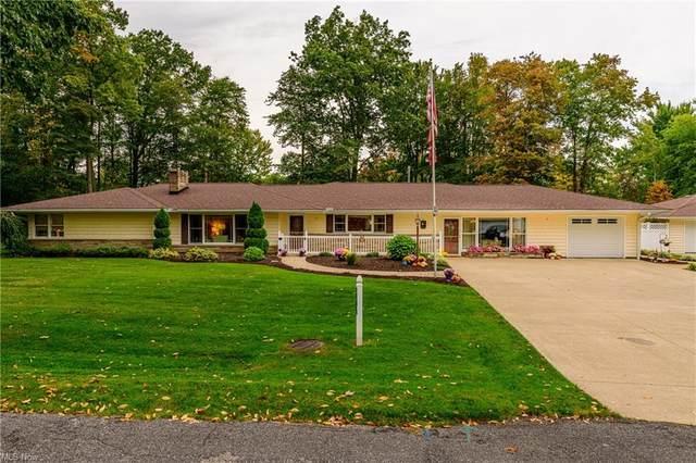 284 Pepperidge Drive, Geneva, OH 44041 (MLS #4327658) :: Select Properties Realty