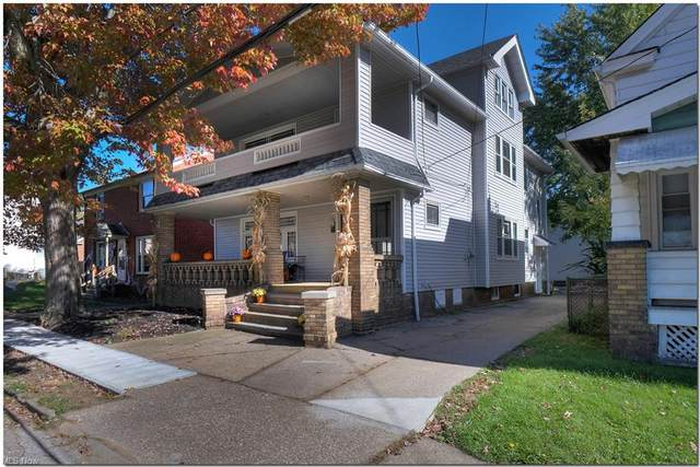 3321 W 119th Street, Cleveland, OH 44111 (MLS #4327674) :: Select Properties Realty