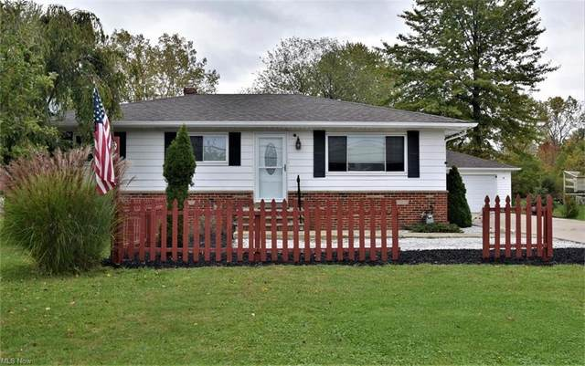 5055 Taylor Drive, Bedford Heights, OH 44128 (MLS #4327676) :: Select Properties Realty