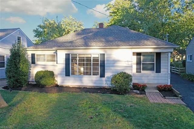 621 Canterbury Road, Bay Village, OH 44140 (MLS #4327684) :: Select Properties Realty