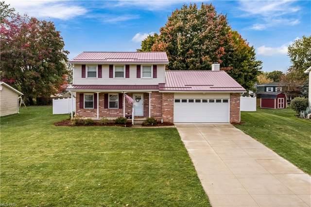 732 Dan Avenue, Canal Fulton, OH 44614 (MLS #4327701) :: Select Properties Realty