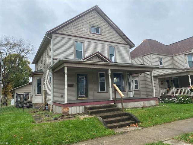 412 W 3rd Street, Uhrichsville, OH 44683 (MLS #4327717) :: RE/MAX Edge Realty
