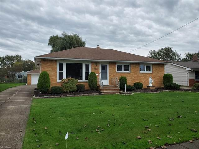 1311 Jackie Lane, Cleveland, OH 44124 (MLS #4327719) :: Krch Realty