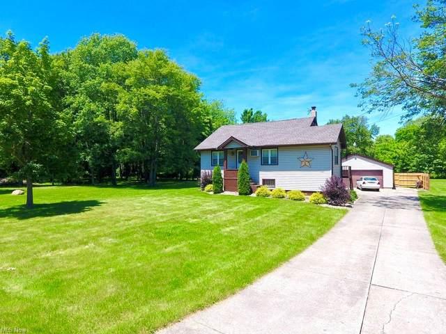 1052 Laverne Drive, Boardman, OH 44511 (MLS #4327736) :: Select Properties Realty