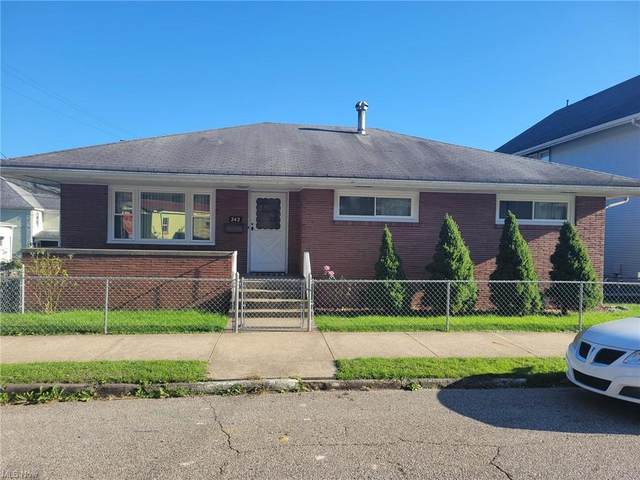 242 N 8th Street, Martins Ferry, OH 43935 (MLS #4327789) :: The Holly Ritchie Team