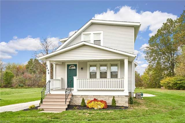 2449 Greensburg Road, North Canton, OH 44720 (MLS #4327795) :: RE/MAX Trends Realty