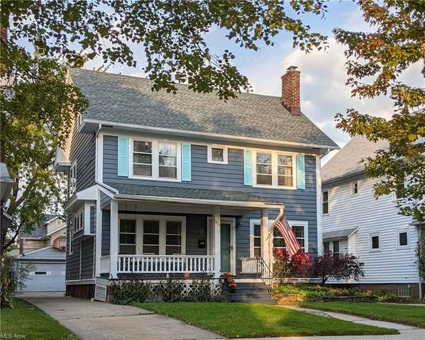 1224 French Avenue, Lakewood, OH 44107 (MLS #4327818) :: RE/MAX Edge Realty