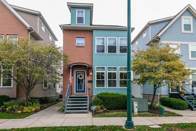 7450 Goodwalt Avenue #7450, Cleveland, OH 44102 (MLS #4327841) :: Select Properties Realty