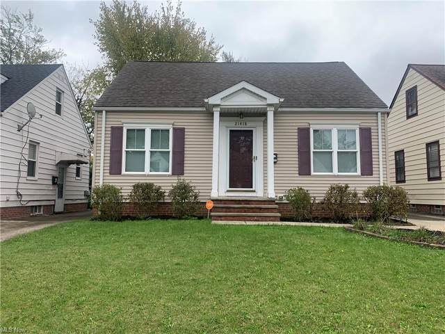 21418 Raymond Street, Maple Heights, OH 44137 (MLS #4327846) :: RE/MAX Trends Realty