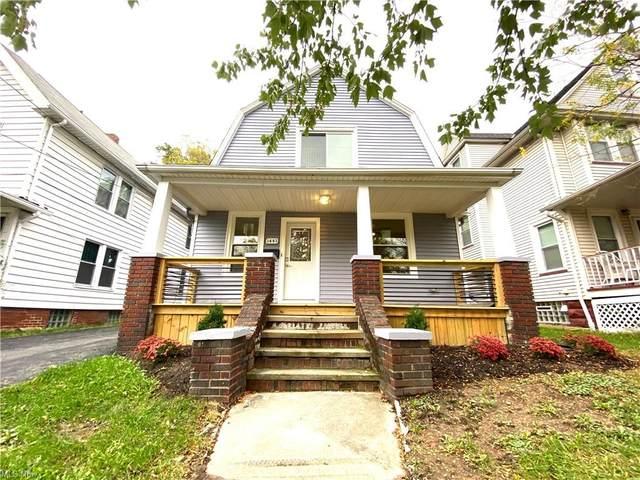 1483 Hopkins Avenue, Lakewood, OH 44107 (MLS #4327849) :: RE/MAX Edge Realty