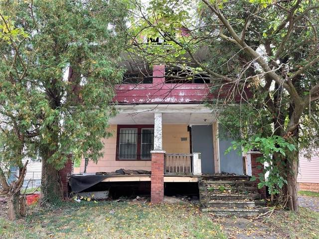 3545 E 118th Street, Cleveland, OH 44105 (MLS #4327885) :: RE/MAX Edge Realty