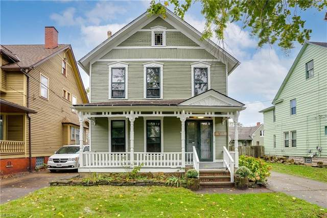 2822 Woodbridge Avenue, Cleveland, OH 44109 (MLS #4327926) :: Krch Realty