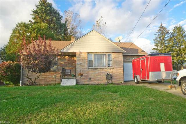 444 Porter Avenue, Campbell, OH 44405 (MLS #4327928) :: Simply Better Realty