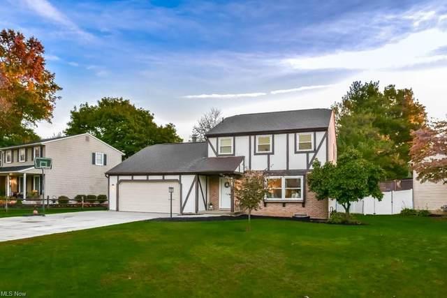 8028 Woodrush Drive NW, North Canton, OH 44720 (MLS #4327962) :: Tammy Grogan and Associates at Keller Williams Chervenic Realty