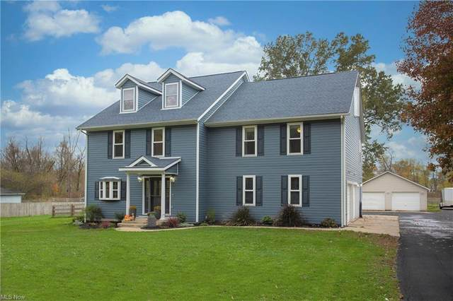 3931 Homestead Road, Ravenna, OH 44266 (MLS #4327991) :: Select Properties Realty