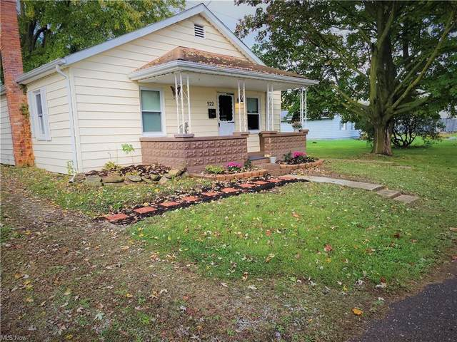 522 Oxford Avenue, Newcomerstown, OH 43832 (MLS #4328000) :: RE/MAX Edge Realty