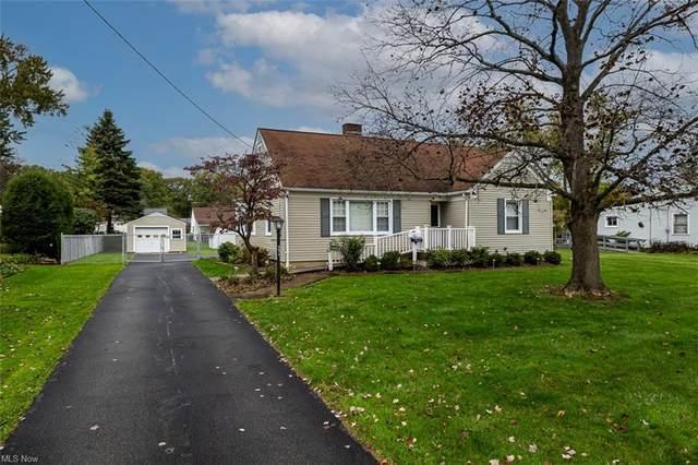 771 Kenmore Avenue NE, Warren, OH 44483 (MLS #4328001) :: Tammy Grogan and Associates at Keller Williams Chervenic Realty