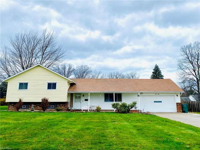 416 Audrey Drive, Richmond Heights, OH 44143 (MLS #4328035) :: Select Properties Realty