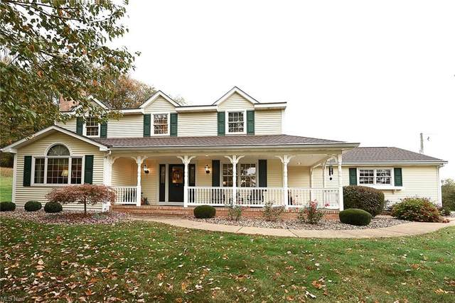 7224 Central Road NW, Strasburg, OH 44680 (MLS #4328063) :: Krch Realty
