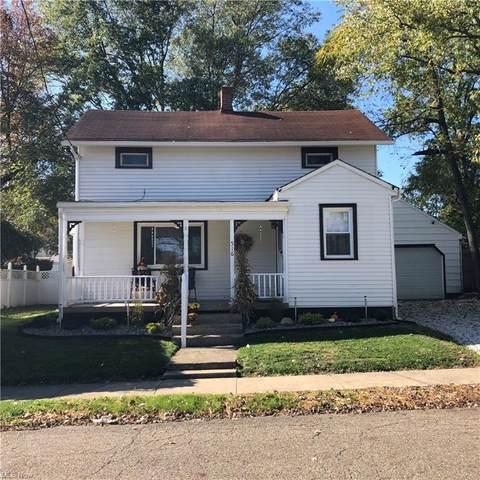516 Ward Avenue, Niles, OH 44446 (MLS #4328114) :: Tammy Grogan and Associates at Keller Williams Chervenic Realty