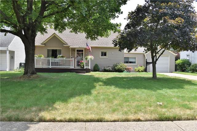 340 Valleyview Avenue NW, Canton, OH 44708 (MLS #4328157) :: Tammy Grogan and Associates at Keller Williams Chervenic Realty