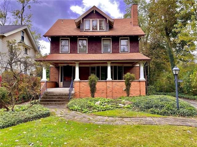 2821 Coleridge Road, Cleveland Heights, OH 44118 (MLS #4328223) :: RE/MAX Edge Realty