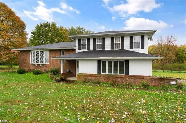 5575 Oak Street, Lowellville, OH 44436 (MLS #4328322) :: RE/MAX Edge Realty