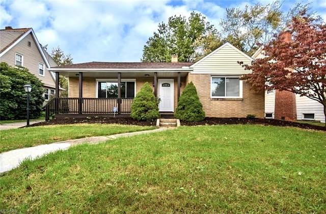 1595 Hillside Terrace, Akron, OH 44305 (MLS #4328370) :: Select Properties Realty