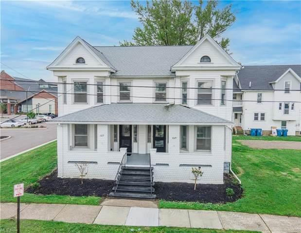 1027 1029 W 5th Street, Lorain, OH 44052 (MLS #4328428) :: Select Properties Realty