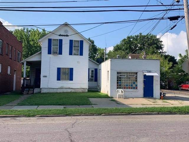 290 E South Street, Akron, OH 44311 (MLS #4328546) :: RE/MAX Trends Realty