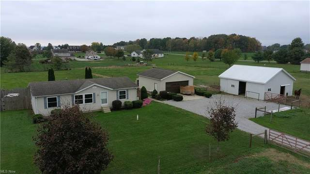 4755 E Messner Road, Wooster, OH 44691 (MLS #4328550) :: Select Properties Realty