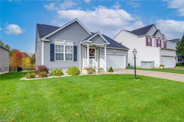 904 Queens Gate Way, Wadsworth, OH 44281 (MLS #4328554) :: Keller Williams Chervenic Realty