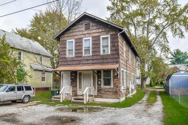 1408 Wabash Court NE, Canton, OH 44705 (MLS #4328582) :: RE/MAX Edge Realty