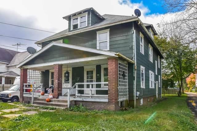 1327 Shriver Avenue NE, Canton, OH 44705 (MLS #4328584) :: RE/MAX Edge Realty