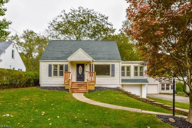 244 Pershing Avenue NW, Massillon, OH 44646 (MLS #4328599) :: RE/MAX Edge Realty