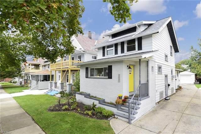 1437 Maile Avenue, Lakewood, OH 44107 (MLS #4328704) :: Keller Williams Chervenic Realty